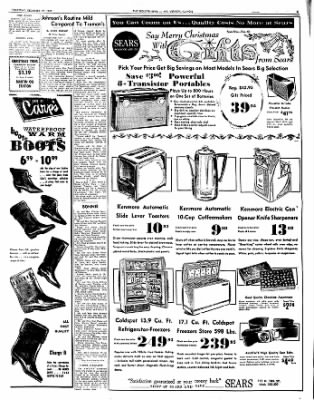 Mt. Vernon Register-News from Mt Vernon, Illinois on December 12, 1963 · Page 21