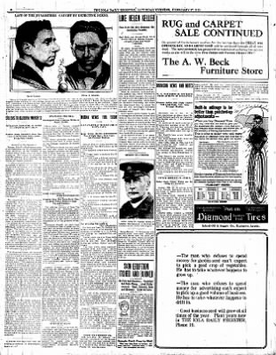 Iola Daily Register And Evening News from Iola, Kansas on February 27, 1915 · Page 6