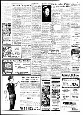 Carrol Daily Times Herald from Carroll, Iowa on October 22, 1959 · Page 4