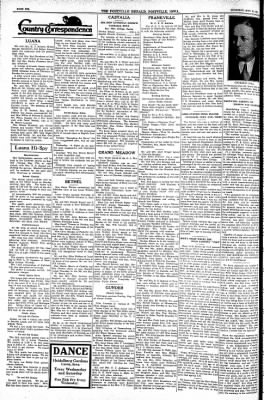 Postville Herald from Postville, Iowa on May 14, 1936 · Page 6