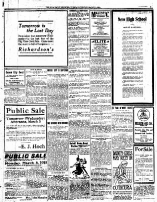 The Iola Register from Iola, Kansas on March 2, 1915 · Page 3
