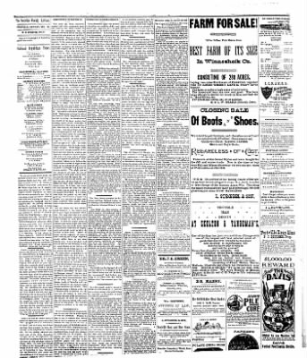 The Postville Review from Postville, Iowa on October 22, 1892 · Page 2