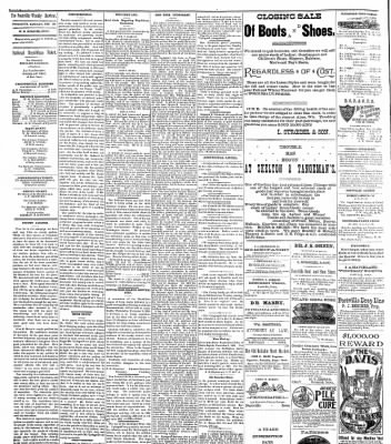 The Postville Review from Postville, Iowa on October 29, 1892 · Page 2