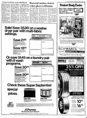 Alton Evening Telegraph from Alton, Illinois on September 13, 1972 · Page 3