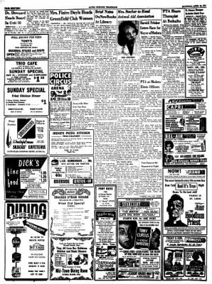 Alton Evening Telegraph from Alton, Illinois on April 15, 1961 · Page 18