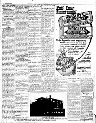 Iola Daily Register And Evening News from Iola, Kansas on March 4, 1915 · Page 4