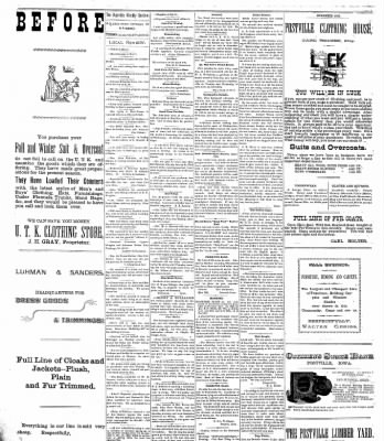The Postville Review from Postville, Iowa on November 5, 1892 · Page 3