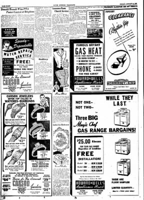 Alton Evening Telegraph from Alton, Illinois on January 20, 1950 · Page 8