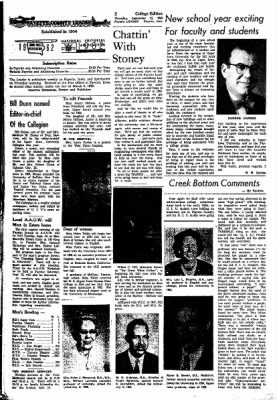 Fayette County Leader from Fayette, Iowa on September 13, 1962 · Page 2