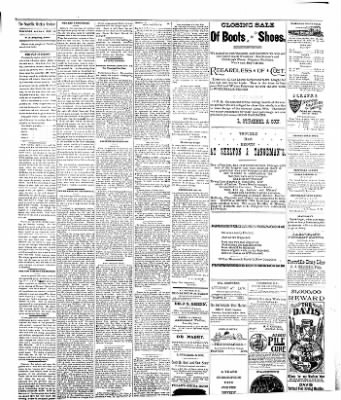 The Postville Review from Postville, Iowa on November 12, 1892 · Page 2