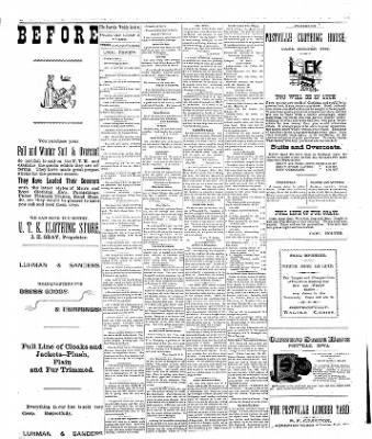 The Postville Review from Postville, Iowa on November 12, 1892 · Page 3