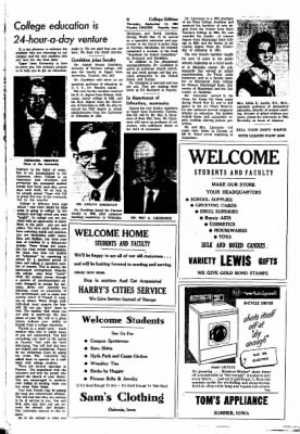 Fayette County Leader from Fayette, Iowa on September 13, 1962 · Page 14