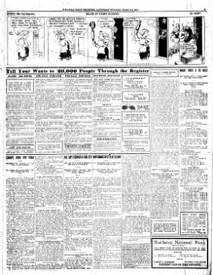 Iola Daily Register And Evening News from Iola, Kansas on March 6, 1915 · Page 5
