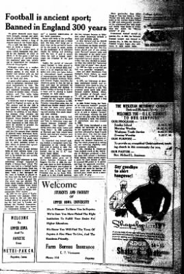 Fayette County Leader from Fayette, Iowa on September 13, 1962 · Page 17