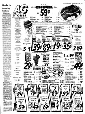 Alton Evening Telegraph from Alton, Illinois on September 13, 1972 · Page 30