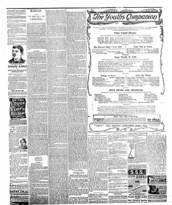 The Postville Review from Postville, Iowa on November 19, 1892 · Page 4