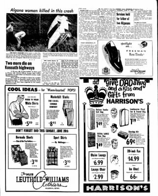 Kossuth County Advance from Algona, Iowa on June 17, 1965 · Page 3