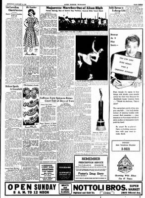 Alton Evening Telegraph from Alton, Illinois on January 21, 1950 · Page 3