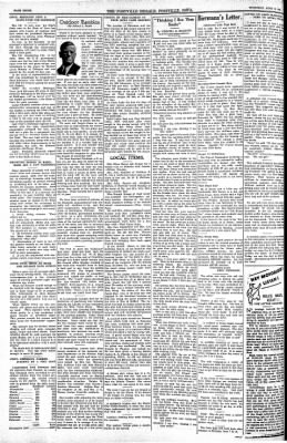 Postville Herald from Postville, Iowa on June 11, 1936 · Page 8