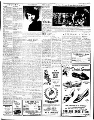 Mt. Vernon Register-News from Mt Vernon, Illinois on December 16, 1963 · Page 8