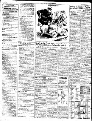 The Courier News from Blytheville, Arkansas on March 7, 1949 · Page 6
