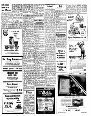 Kossuth County Advance from Algona, Iowa on June 17, 1965 · Page 17