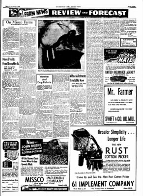 The Courier News from Blytheville, Arkansas on June 18, 1954 · Page 9