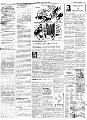 The Courier News from Blytheville, Arkansas on December 14, 1953 · Page 8
