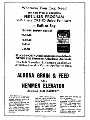 The Algona Upper Des Moines from Algona, Iowa on February 7, 1967 · Page 25