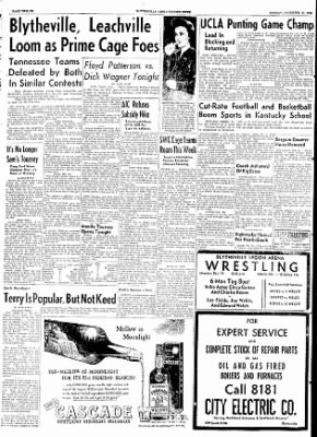 The Courier News from Blytheville, Arkansas on December 14, 1953 · Page 12
