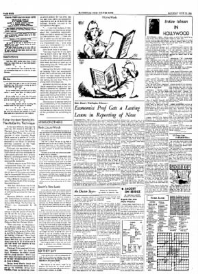The Courier News from Blytheville, Arkansas on June 19, 1954 · Page 4