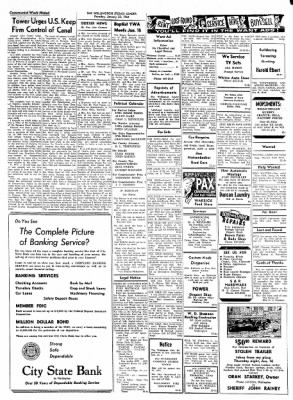 The Wellington Leader from Wellington, Texas on January 23, 1964 · Page 5