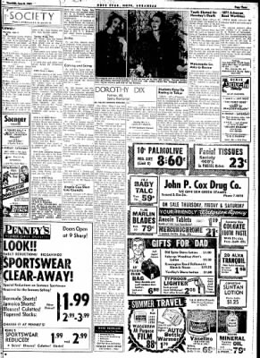Hope Star from Hope, Arkansas on June 8, 1961 · Page 3