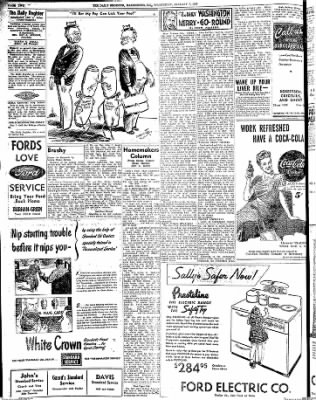 The Daily Register from Harrisburg, Illinois on January 7, 1948 · Page 2