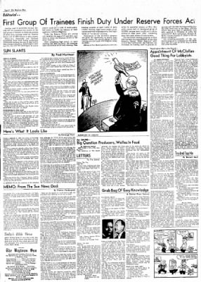 The Baytown Sun from Baytown, Texas on March 19, 1956 · Page 4