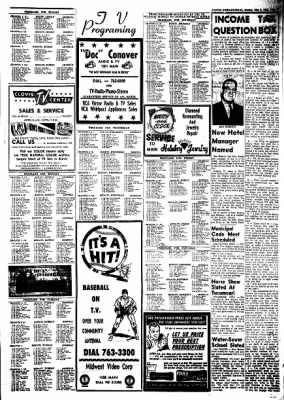 Clovis News-Journal from Clovis, New Mexico on May 2, 1965 · Page 22