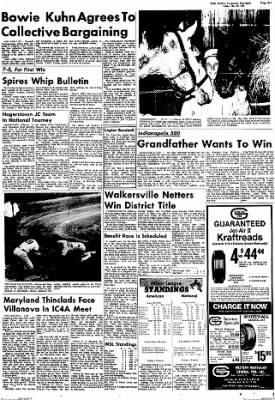 The News from Frederick, Maryland on May 29, 1970 · Page 17