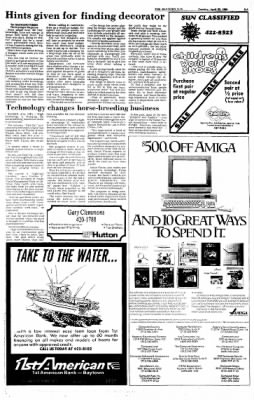 The Baytown Sun from Baytown, Texas on April 22, 1986 · Page 5
