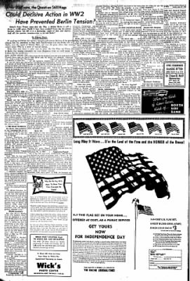 The Racine Journal-Times Sunday Bulletin from Racine, Wisconsin on June 27, 1965 · Page 14