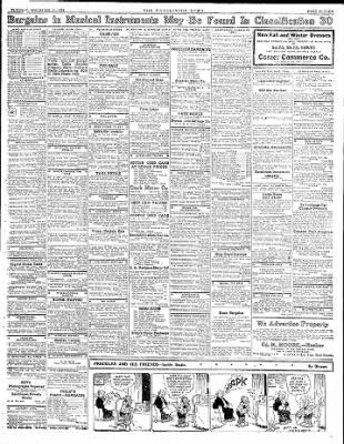 The Hutchinson News from Hutchinson, Kansas on November 11, 1924 · Page 11