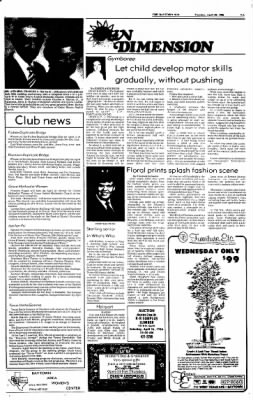 The Baytown Sun from Baytown, Texas on April 22, 1986 · Page 7