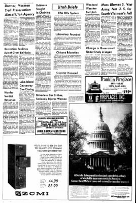 The Daily Herald from Provo, Utah on April 6, 1975 · Page 22