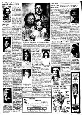 The Racine Journal-Times Sunday Bulletin from Racine, Wisconsin on July 19, 1959 · Page 21