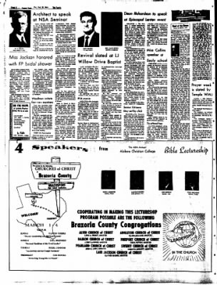 The Brazosport Facts from Freeport, Texas on February 28, 1964 · Page 4