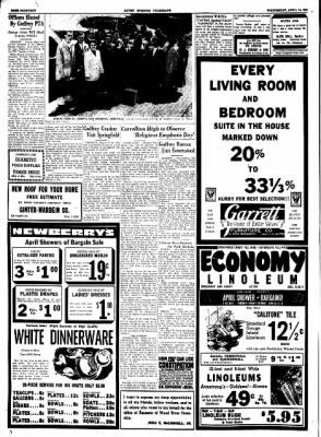 Alton Evening Telegraph from Alton, Illinois on April 15, 1953 · Page 14