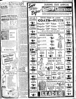 The Daily Register from Harrisburg, Illinois on January 8, 1948 · Page 9