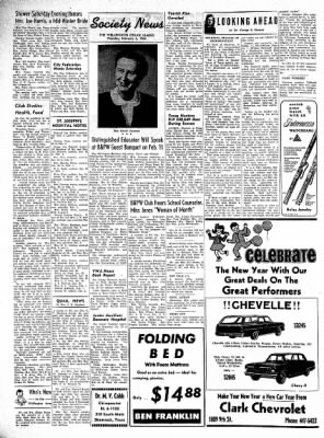 The Wellington Leader from Wellington, Texas on February 6, 1964 · Page 4