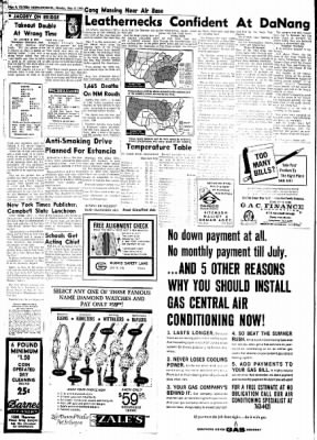 Clovis News-Journal from Clovis, New Mexico on May 3, 1965 · Page 2