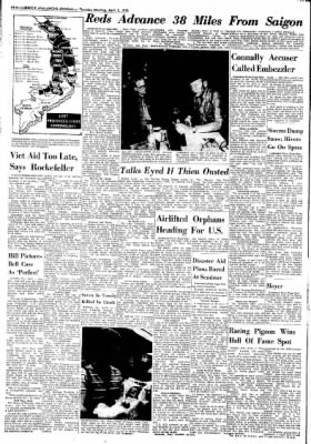 Lubbock Avalanche-Journal from Lubbock, Texas on April 3, 1975 · Page 8