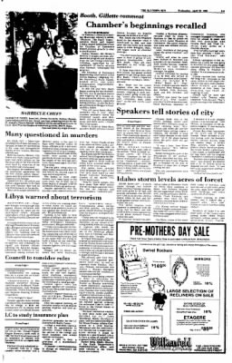 The Baytown Sun from Baytown, Texas on April 23, 1986 · Page 7